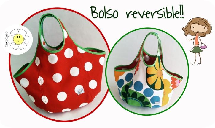 Bolso reversible