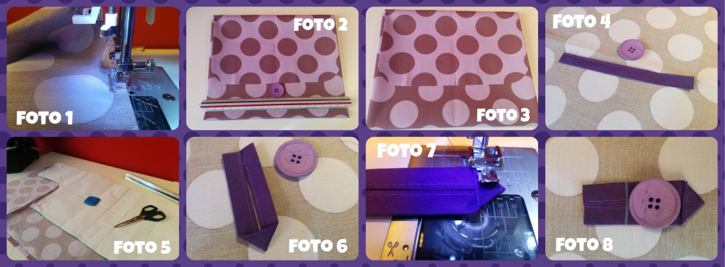coser cambiador bebé paso a paso 1 - baby changing bag step by step