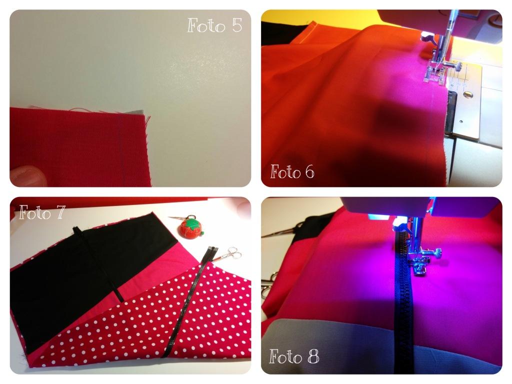 Paso a paso coser funda traje 2